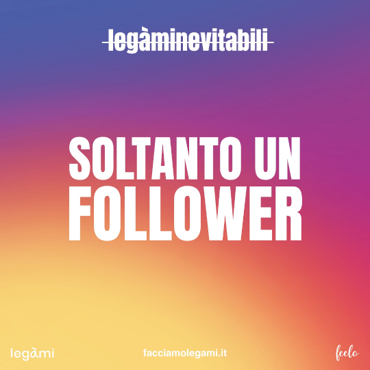 Soltanto un follower